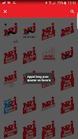 Screenshot of NRJ Radio