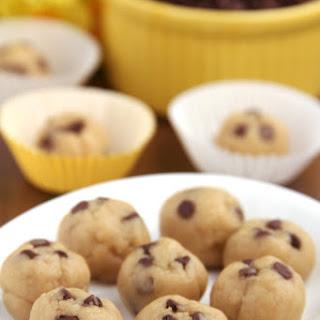 Chocolate Chip Cookie Dough Bites.