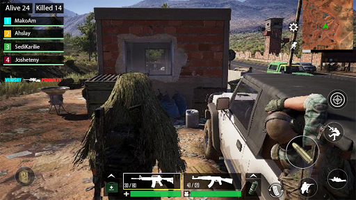 Swat Battleground Force 0.0.1c screenshots 2