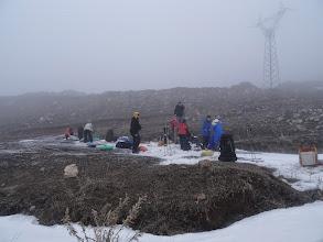 Photo: Первый снег
