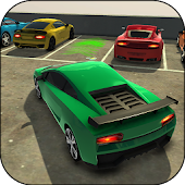 Real Car Parking Simulator - Luxury Driving Mania