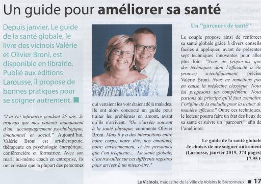 Le vicinois voisins le bretonneux santé globale
