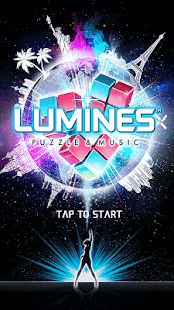 LUMINES PUZZLE & MUSIC- screenshot thumbnail