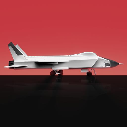 Fighter Jet - Random air combat shooter (game)