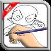 How To Draw Superhero Chibi