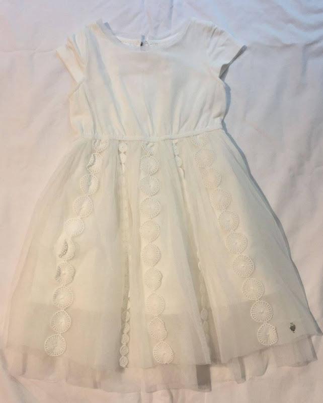 Dress Roux Off White