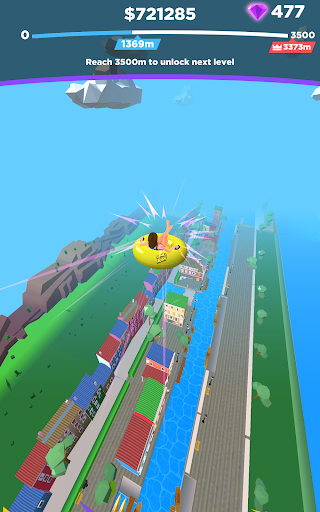 Uphill Rush: Slide Jump - screenshot