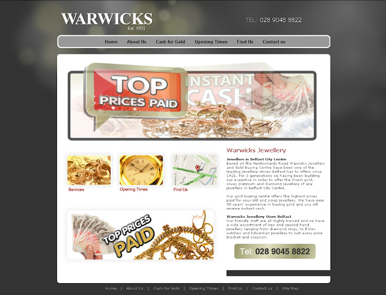 Photo: Warwicks Jewellers http://www.warwicksjewellers.com/