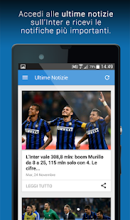 Bauscia Inter- miniatura screenshot