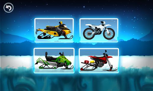 Motocross Kids - Winter Sports - náhled
