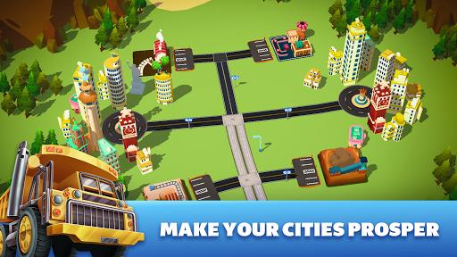 Transit King Tycoon - City Tycoon Game apktram screenshots 2