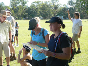 Photo: briefing - Walkabout in a Water Wonderland - Wallarah 6 hour Metrogaine, 10 Feb 2013