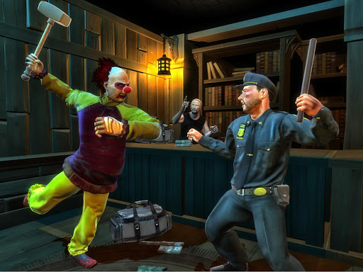 City Gangster Clown Robbery for PC
