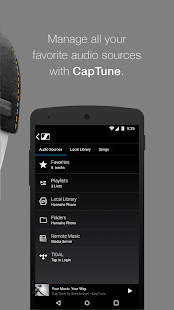 CapTune- screenshot thumbnail