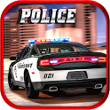 Crazy Police Chase icon