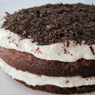 Grain-Free Chocolate Cake with Honeyed Ricotta