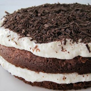 Grain-Free Chocolate Cake with Honeyed Ricotta.