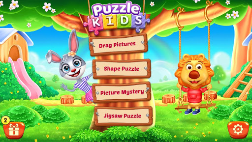 Puzzle Kids - Animals Shapes and Jigsaw Puzzles 1.0.6 screenshots 8