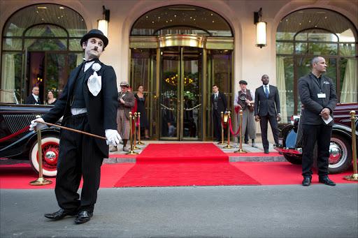 Charlot Hotel Prince de Galles
