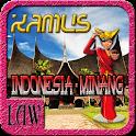 Kamus Indonesia Minangkabau icon