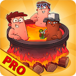 Farm and Click - Idle Hell Clicker Pro Icon