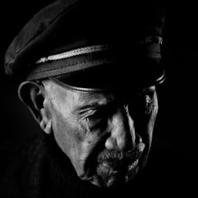 by Mon Rojumnong - People Portraits of Men