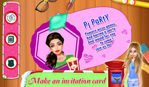 Christmas Pajama Party : Girls Pj Nightout Game 1.0.3 screenshots 3