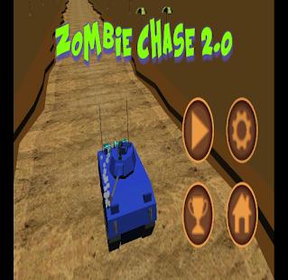 Zombie Chase v2 - náhled
