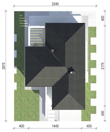 New House 8 - Sytuacja