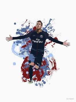 Neymar PSG Wallpaper By Kmve Apps Poster