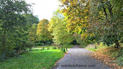 Photo: La forêt de Meudon, au Sud de Paris -Guide de balade à vélo de Sceaux à Meudon par veloiledefrance.com