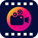 Jolly.ly – Status Video Maker, Magic Video Themes icon