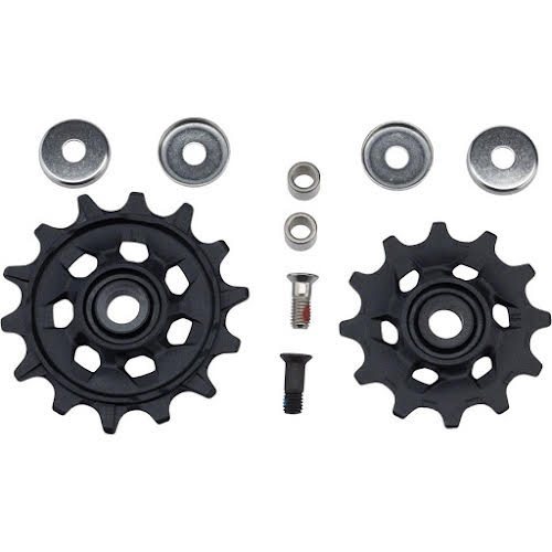 SRAM X-Sync Pulley Assembly, Fits NX Eagle 12-Speed Derailleurs