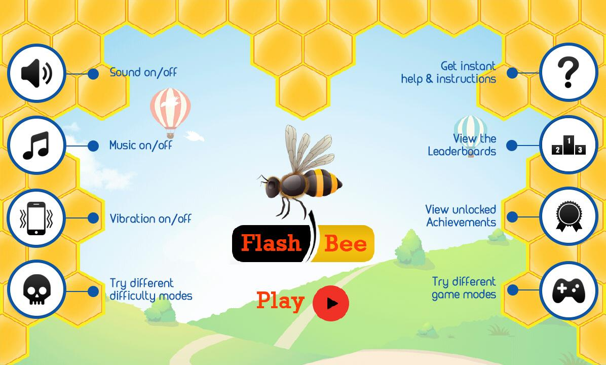 flash bee android apps on google play