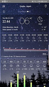Weather 3.8 Download APK Mod 2