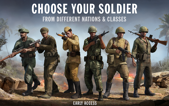 Forces of Freedom apk screenshot