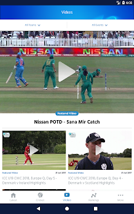 ICC Cricket- screenshot thumbnail