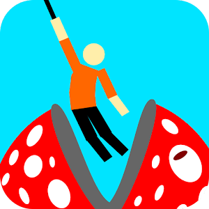 Hanger World – Rope Swing for PC and MAC