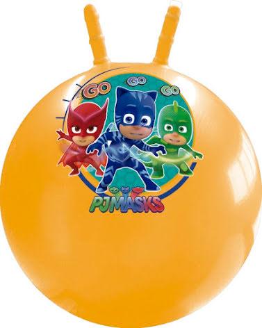 Hoppboll Pyjamashjältarna