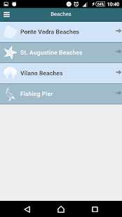 St. Johns County Beaches- screenshot thumbnail