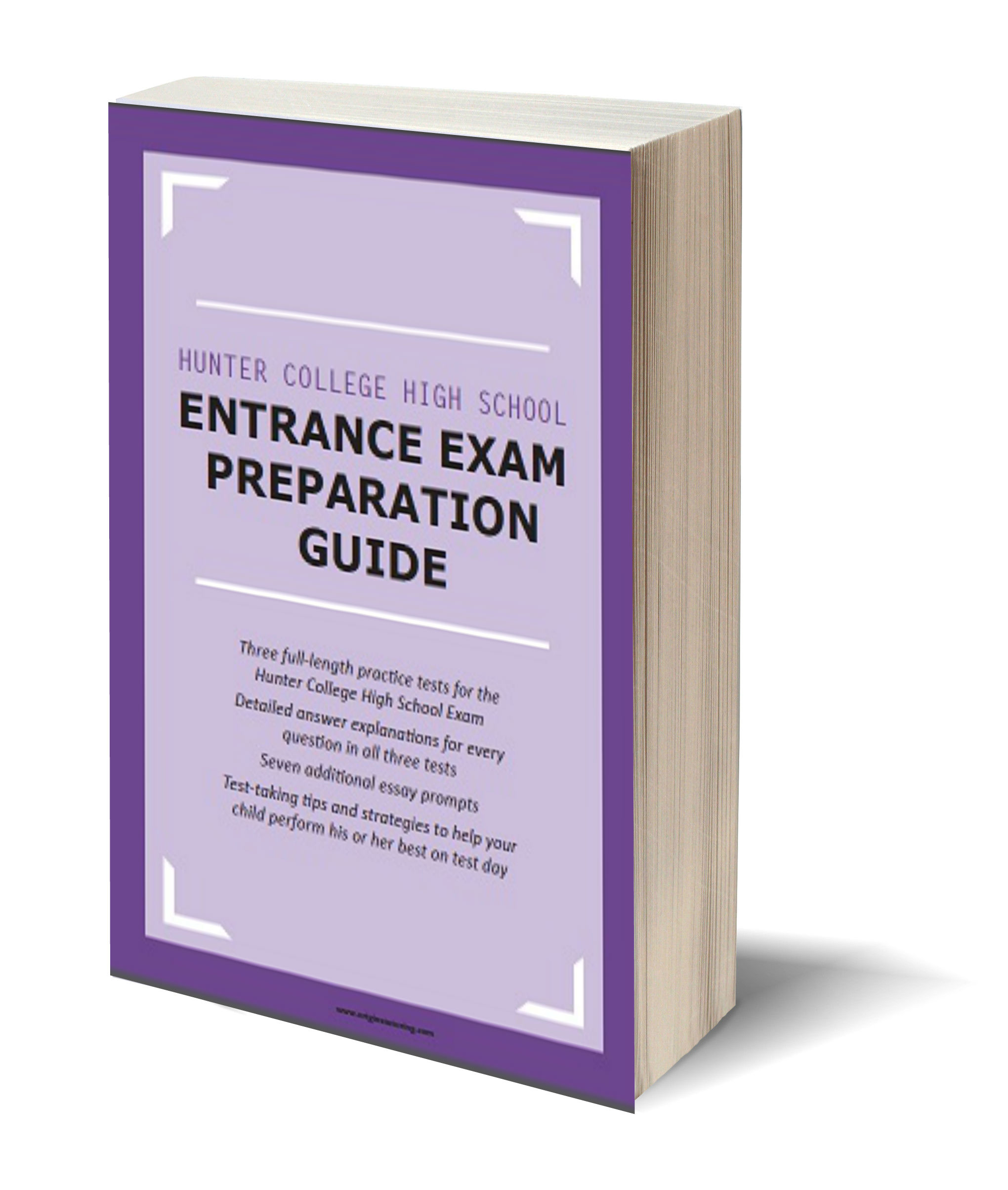 hunter test prep guide and practice tests