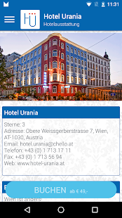 Hotel Urania - náhled