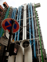 Photo: Pompidou Center, Paris, France