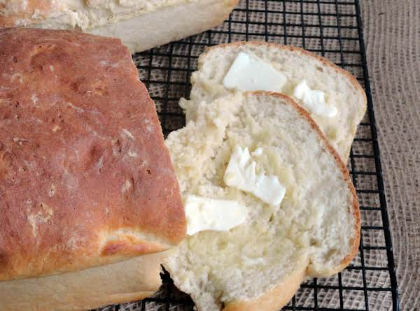 Buttermilk Honey Bread Recipe