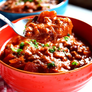 Chunky Beef Chili Kidney Beans Recipes