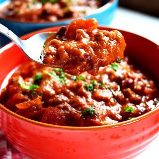 Chunky Beef Chili Recipes