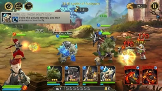 Summon Rush Apk Download For Android and Iphone 5