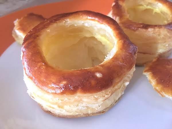 Homemade Vol-au-vent Recipe