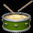 Holo Metronome ( free & easy ) icon