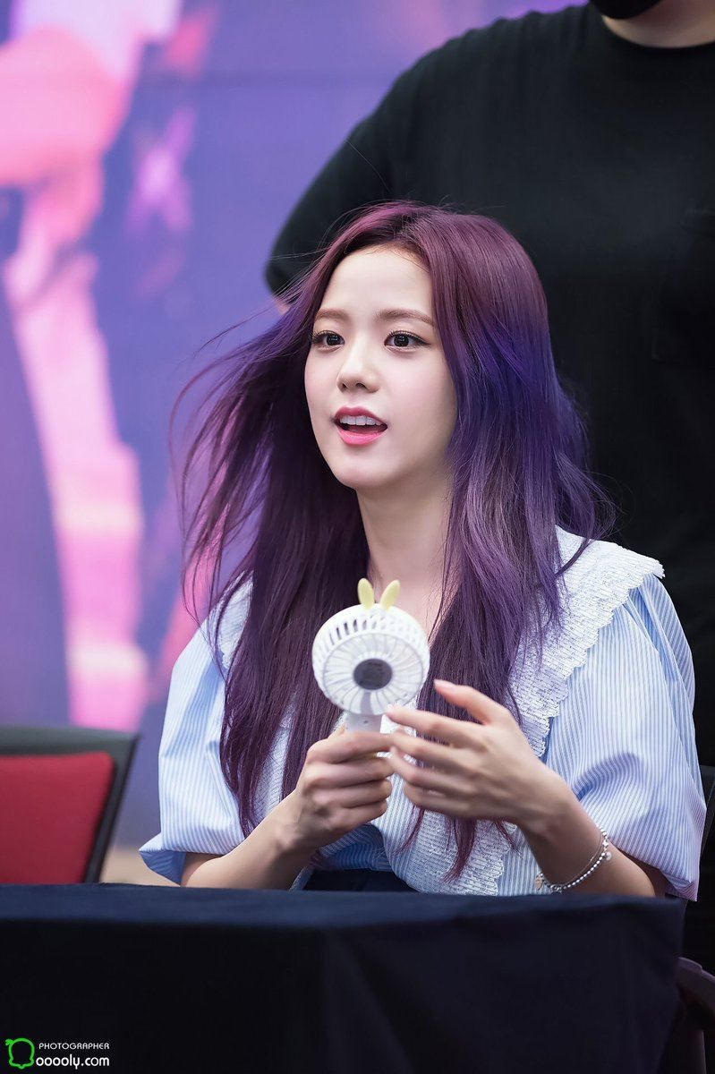 purple jisoo